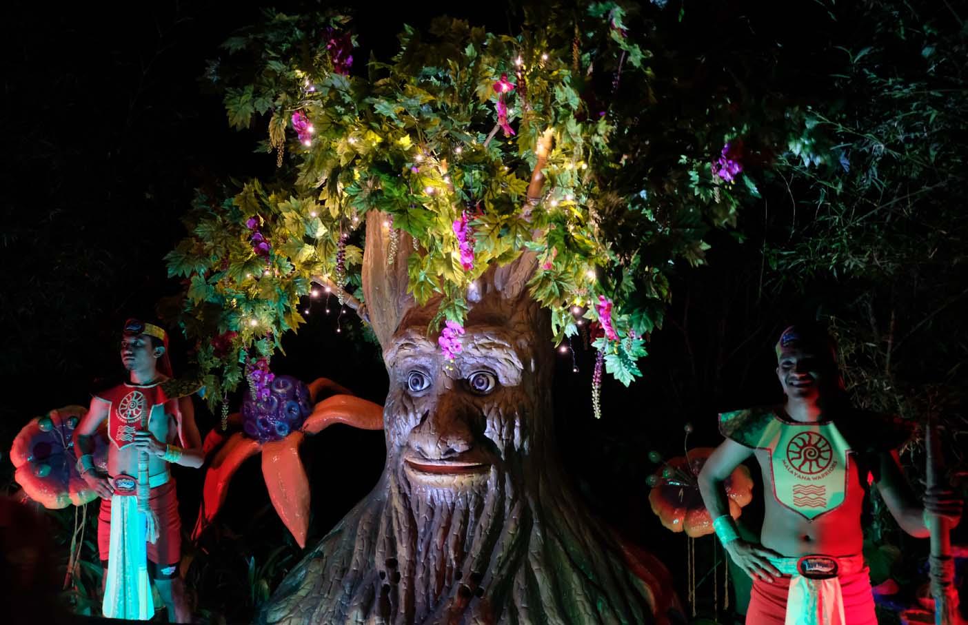 lost world of tambun luminious forest