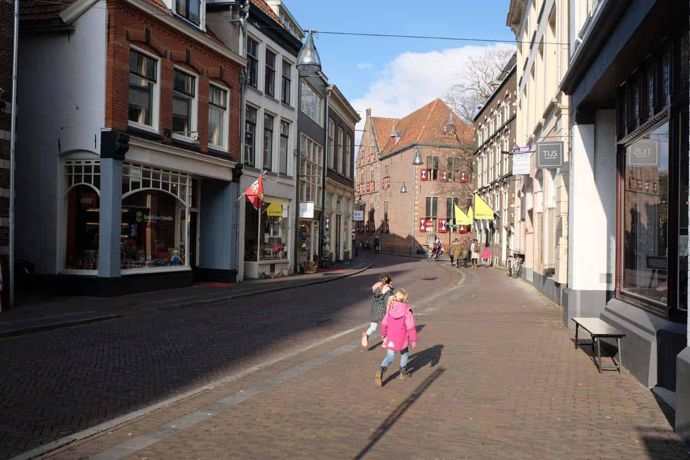 Zwolle met kinderen