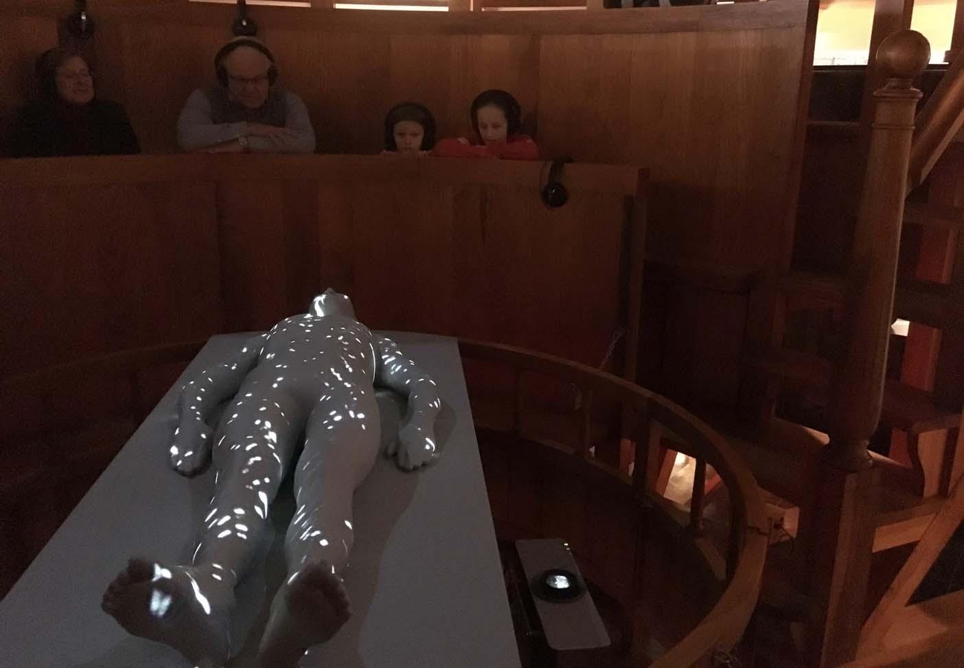 leiden met kinderen museum boerhaave