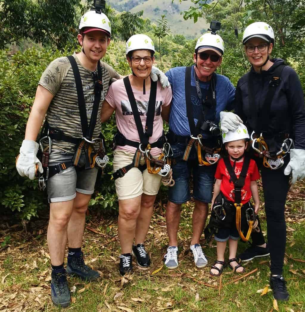canopy tour magoebaskloof zuid-afrika