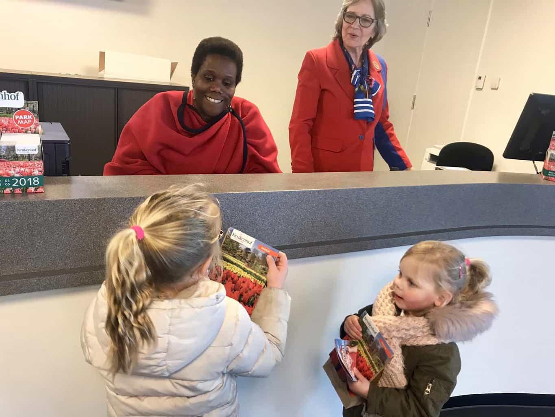 Keukenhof met kinderen