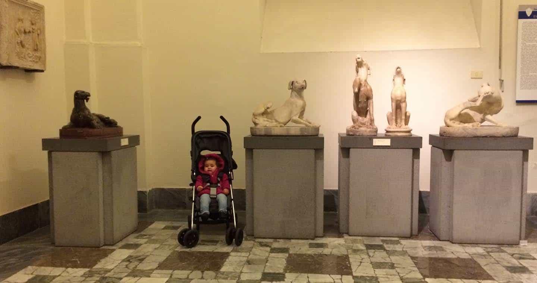 napels met kinderen