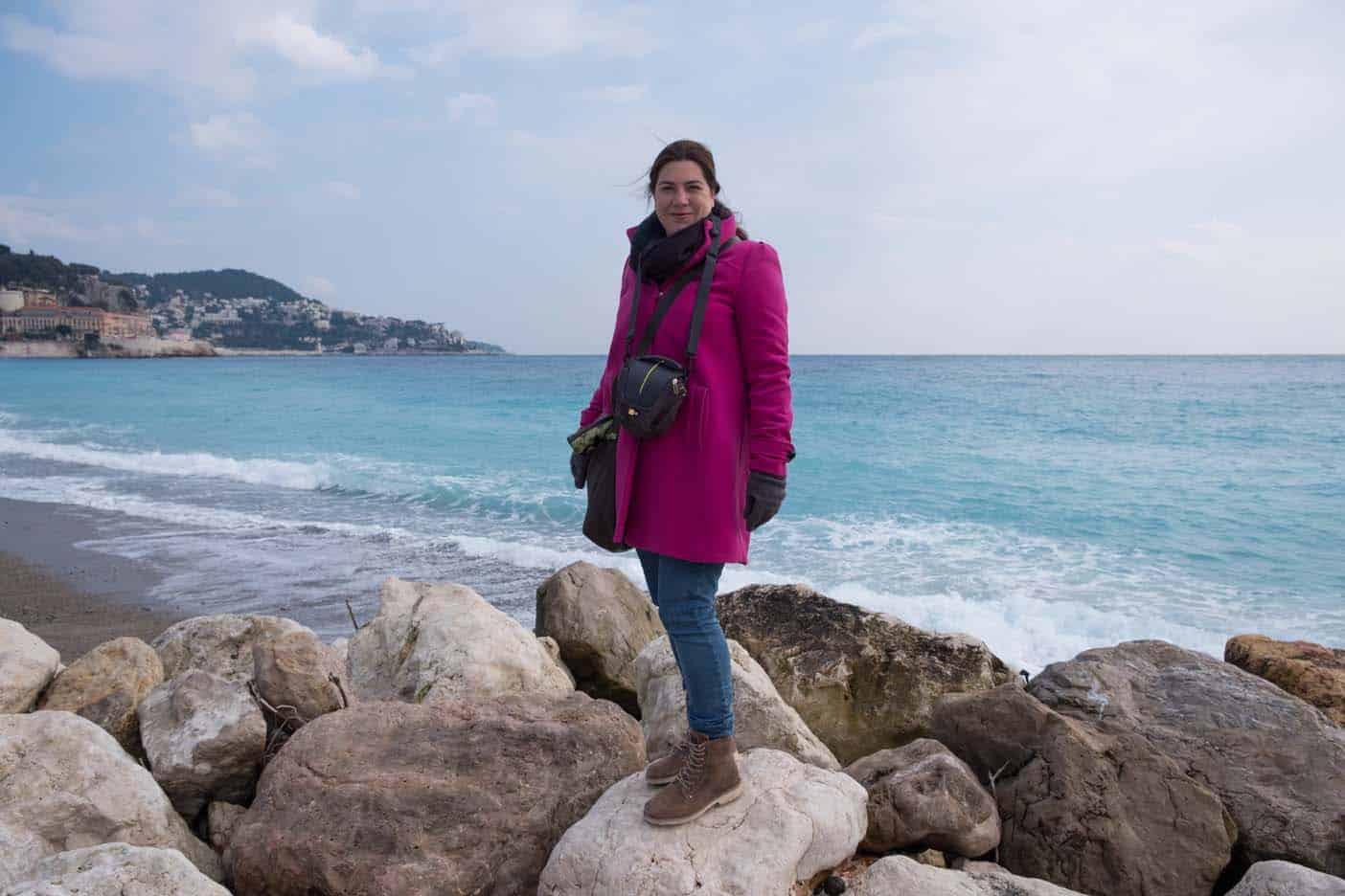 strand van nice