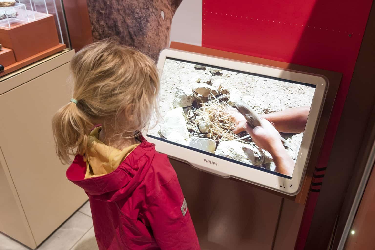 Valletta met kinderen archeologie museum