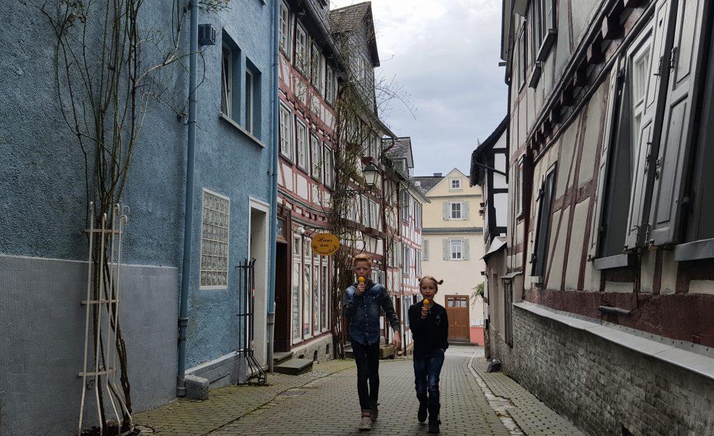 Wetzlar altstad stadswandeling