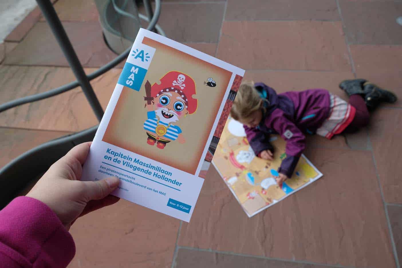 antwerpen met kinderen MAS