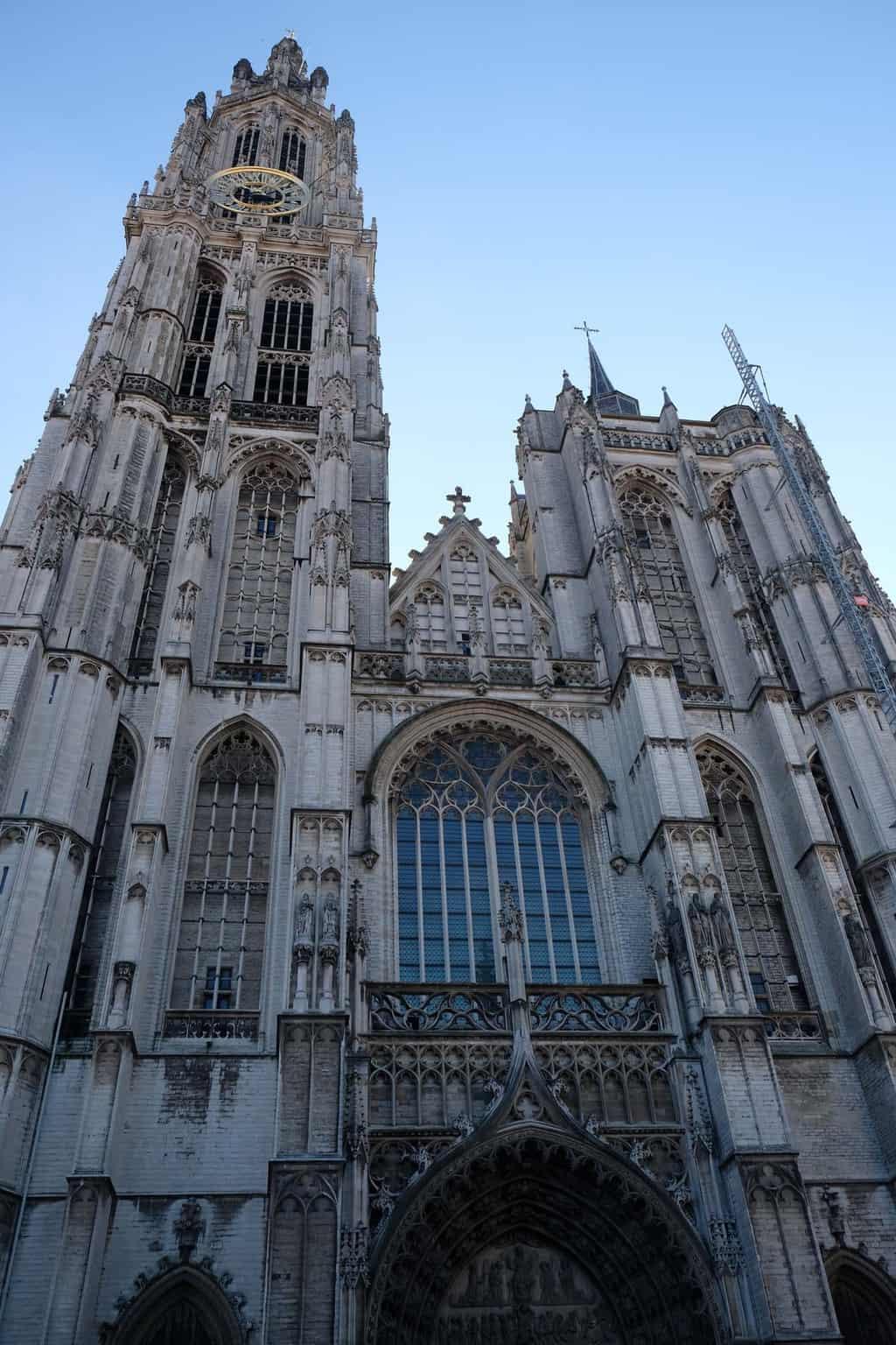 antwerpen kathedraal