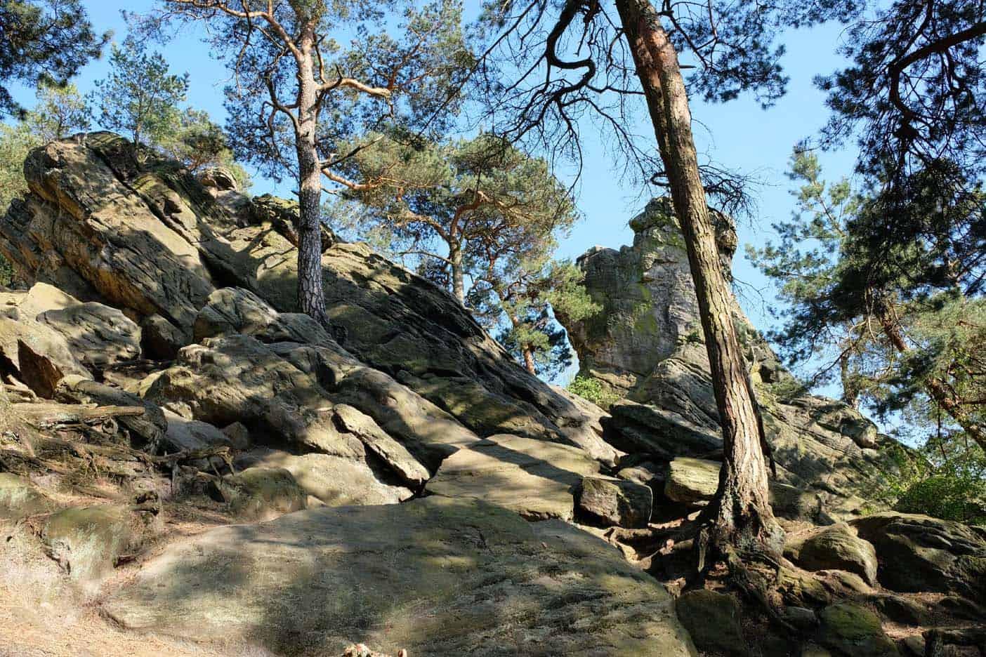 Dörenther klippen