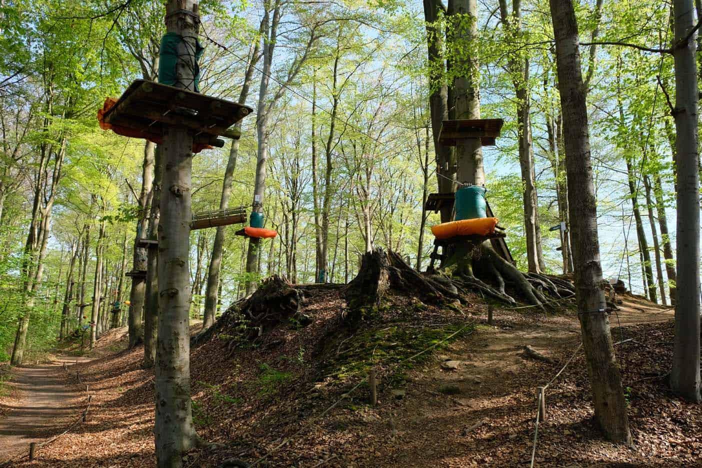 ibbenburen kletterwald