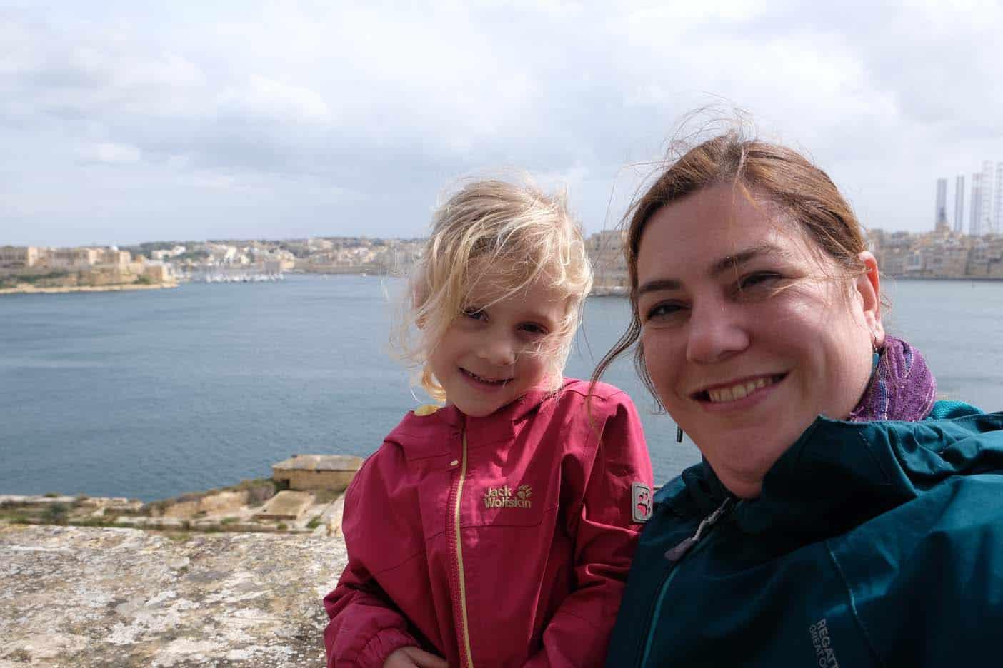 Malta met kids