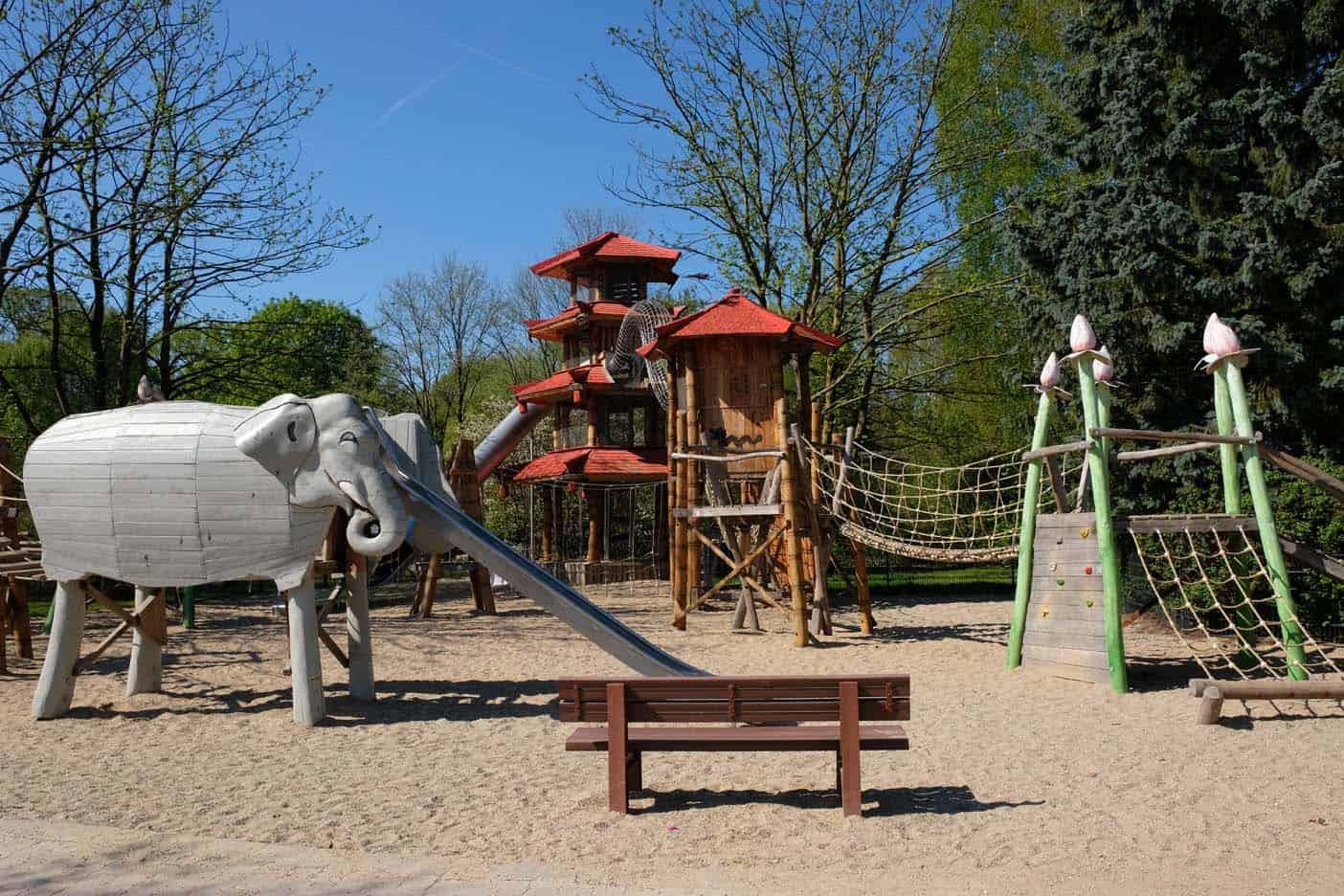 munster zoo speeltuin