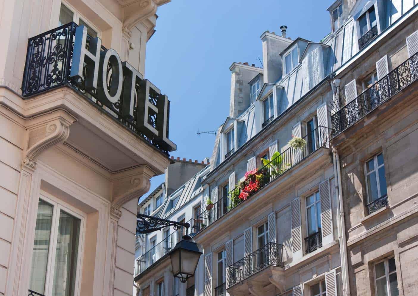 kindvriendelijk hotel parijs