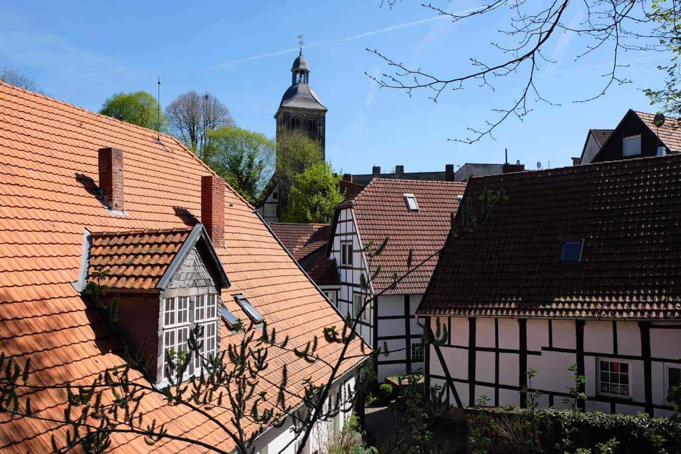 Tecklenburg duitsland