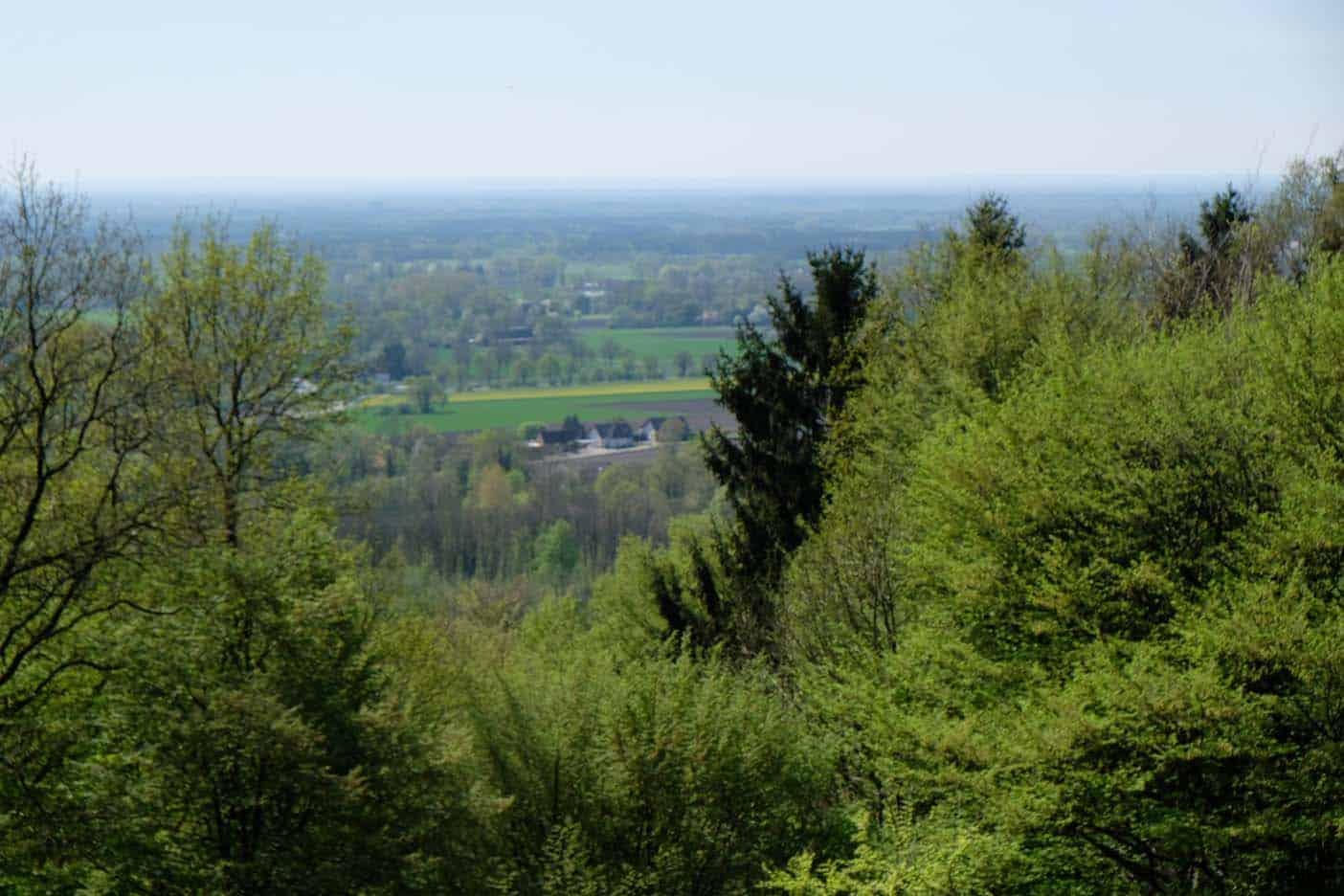 Tecklenburg wandelen