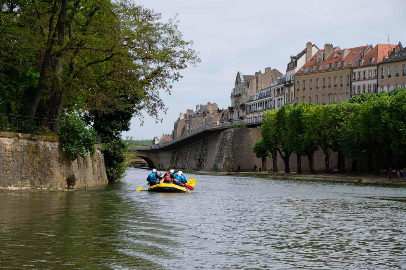 Varen in Metz