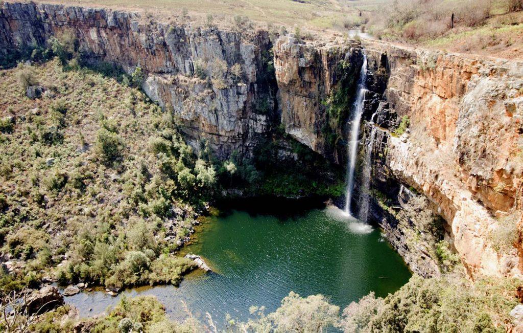 Zuid-afrika panoramaroute