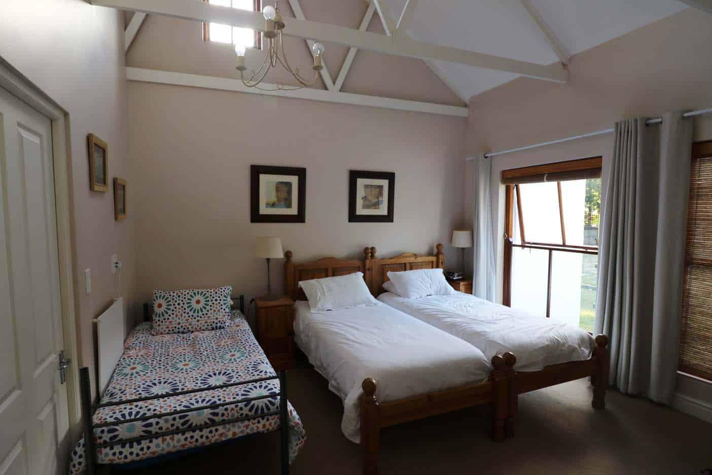 kindvriendelijk hotel kaapstad Goose Green Lodge