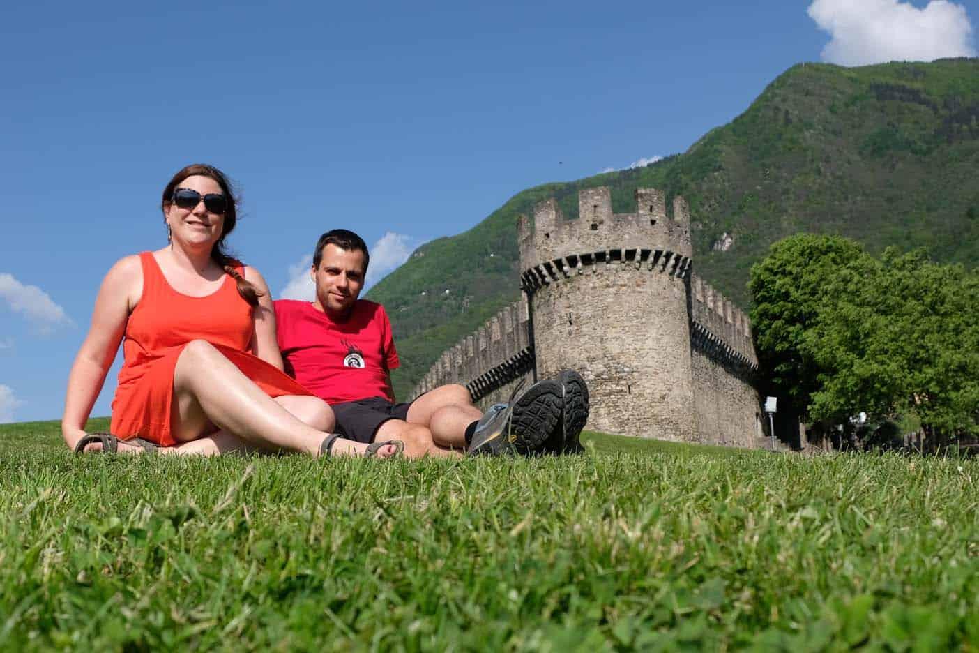 Montebello bellinzona kasteel