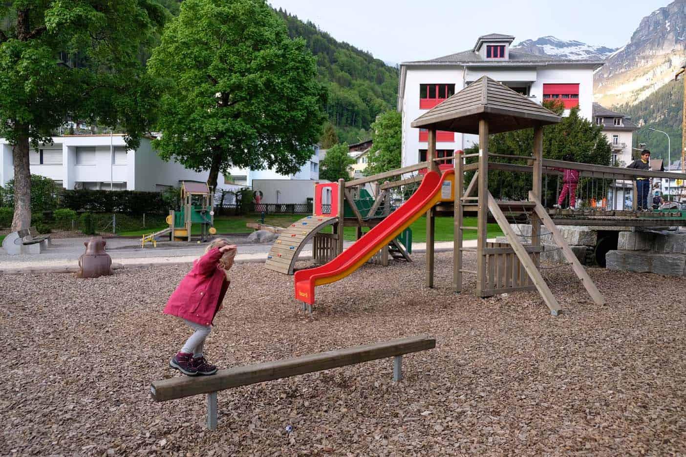 Engelberg met kinderen