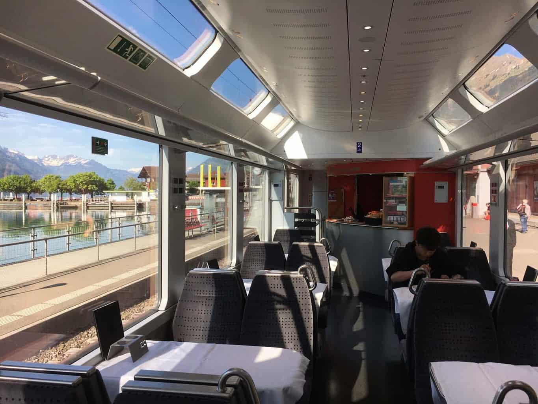 luzern trein interlaken