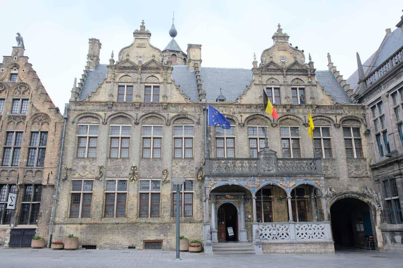 veurne stadhuis