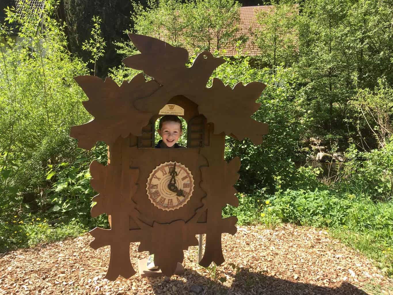 zwarte woud met kinderen simonswald