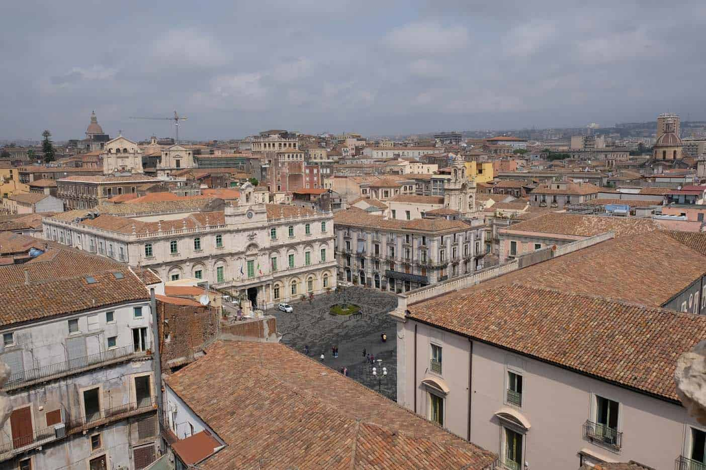 Catania bezienswaardigheden