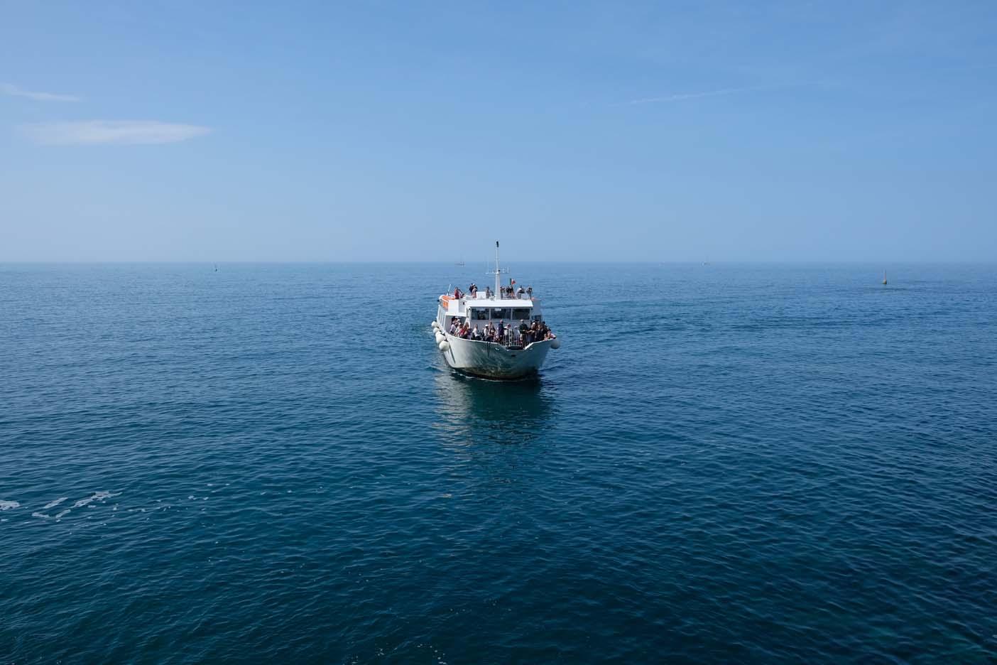 cinque terre boot