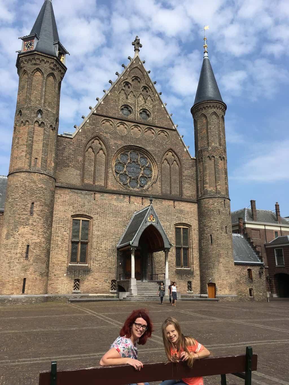 De Haag met kinderen