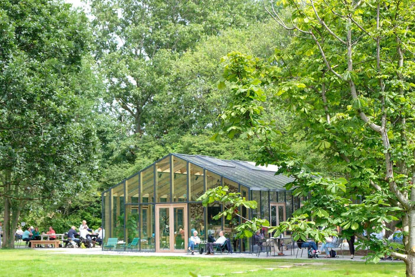 den haag westbroekpark greens restaurant