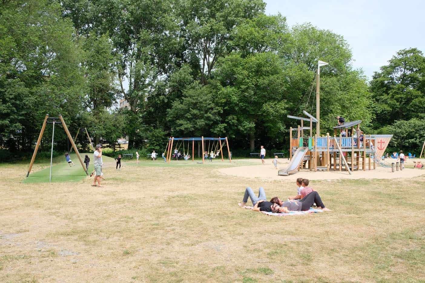 den haag westbroekpark greens