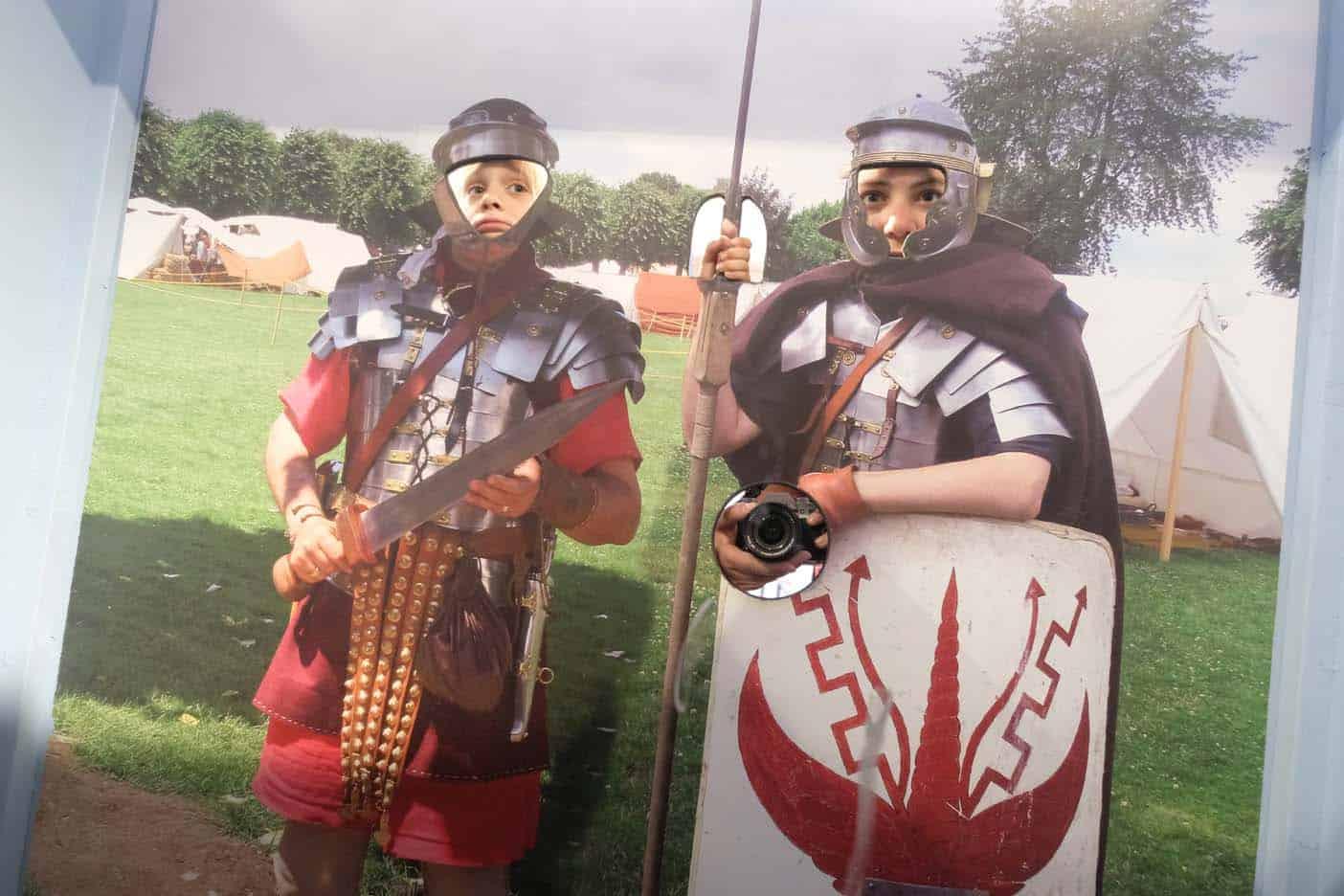 ermelo bezienswaardigheden romeinen