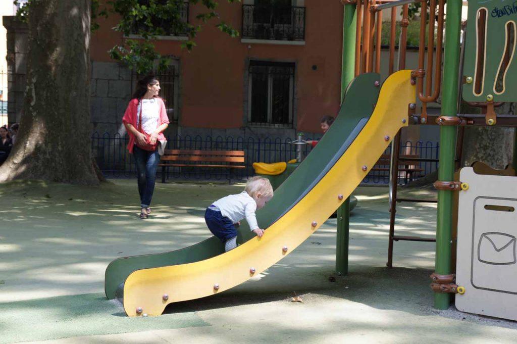 speeltuin Grenoble