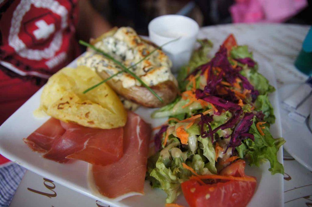 Uit eten in Grenoble