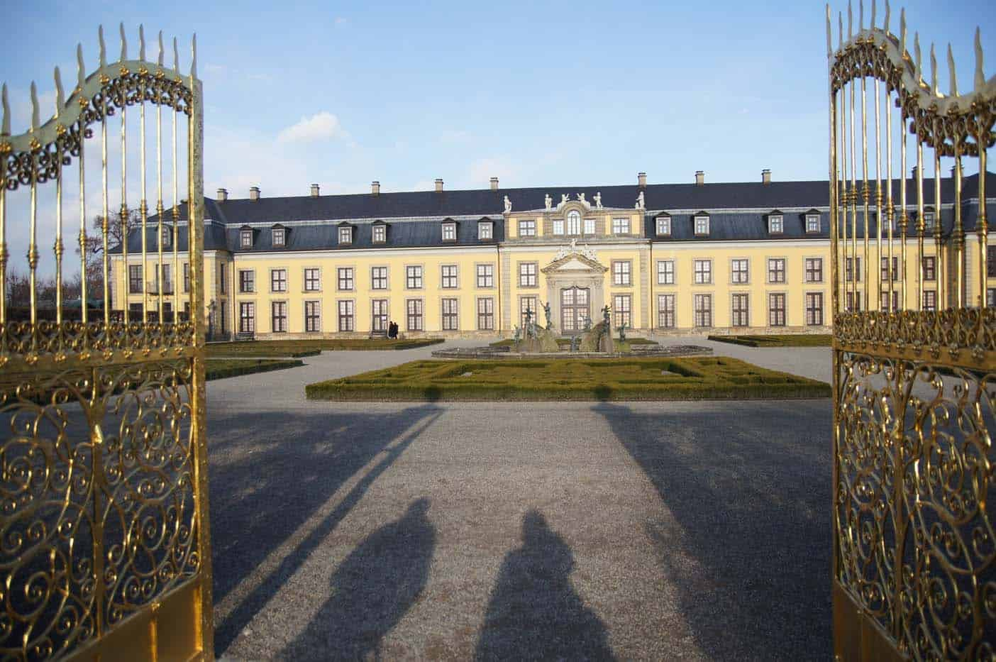 Hannover met kinderen koninklijke tuin herrenhause