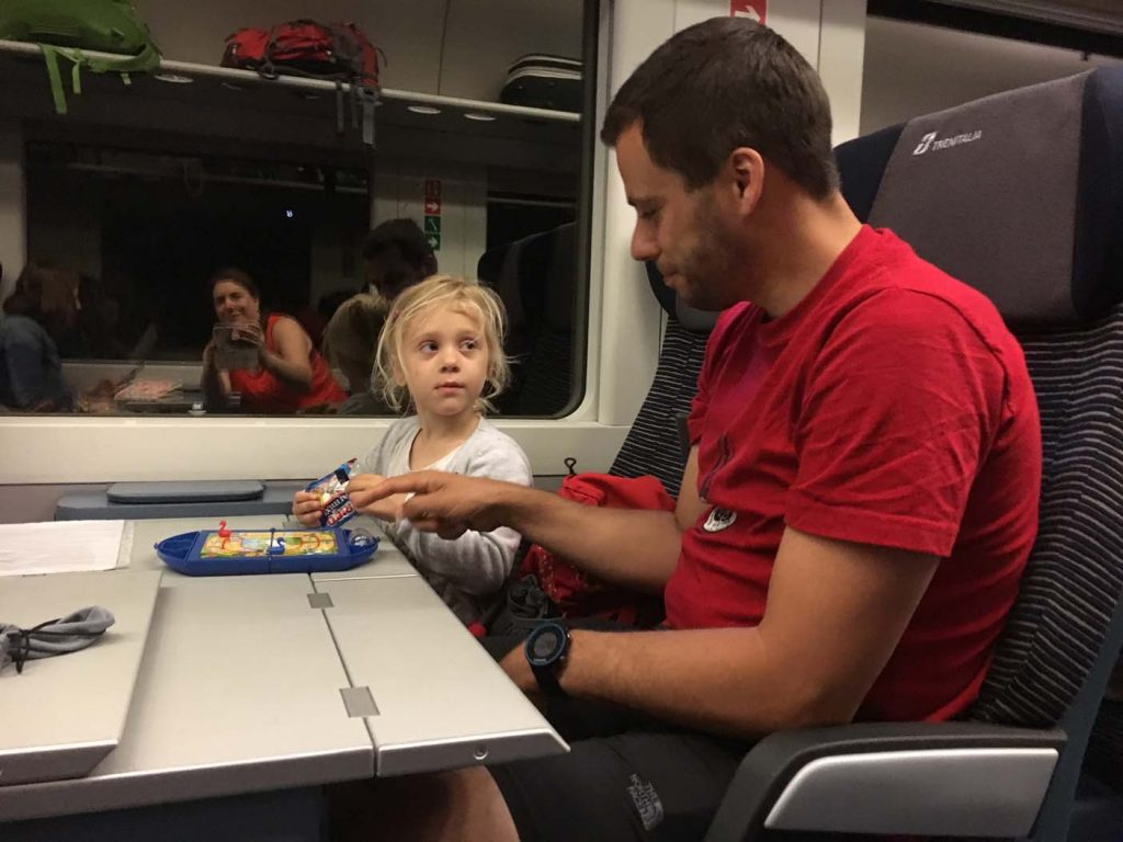 interrailen treinrondreis