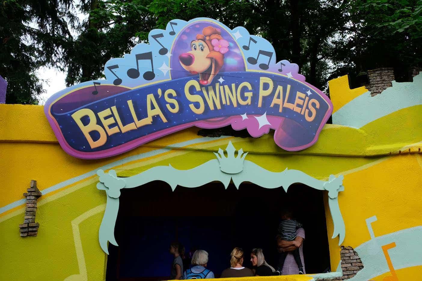 pretpark Hellendoorn bella's swingparadijs