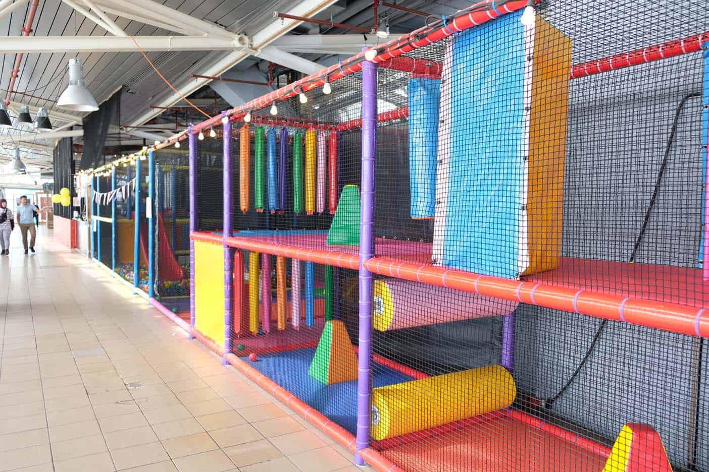 scheveningen met kinderen play en bounce