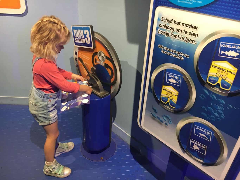 scheveningen met kinderen