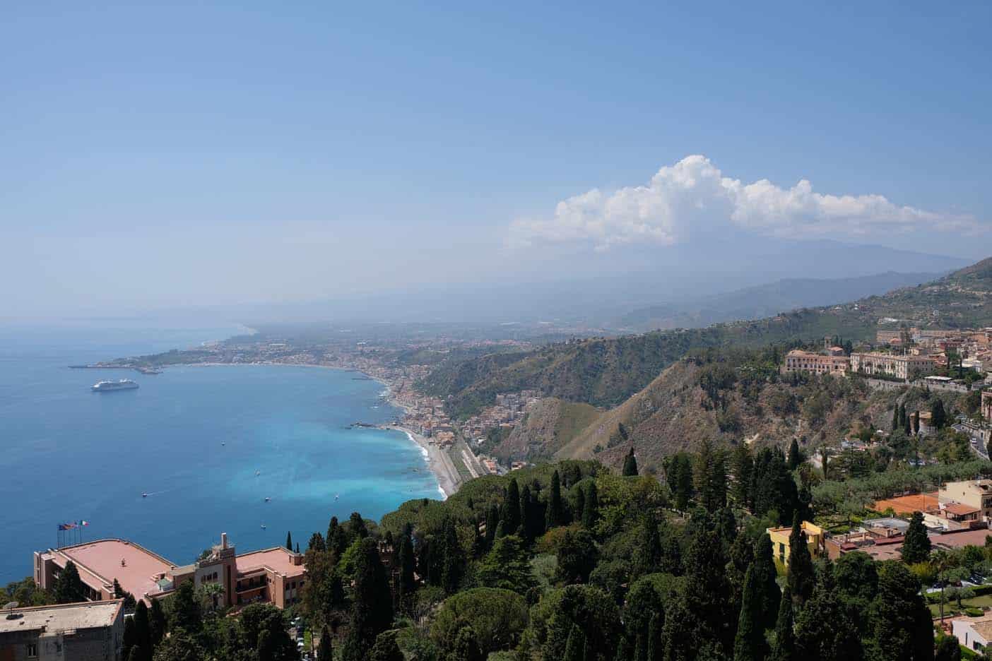Sicilie bezienswaardigheden