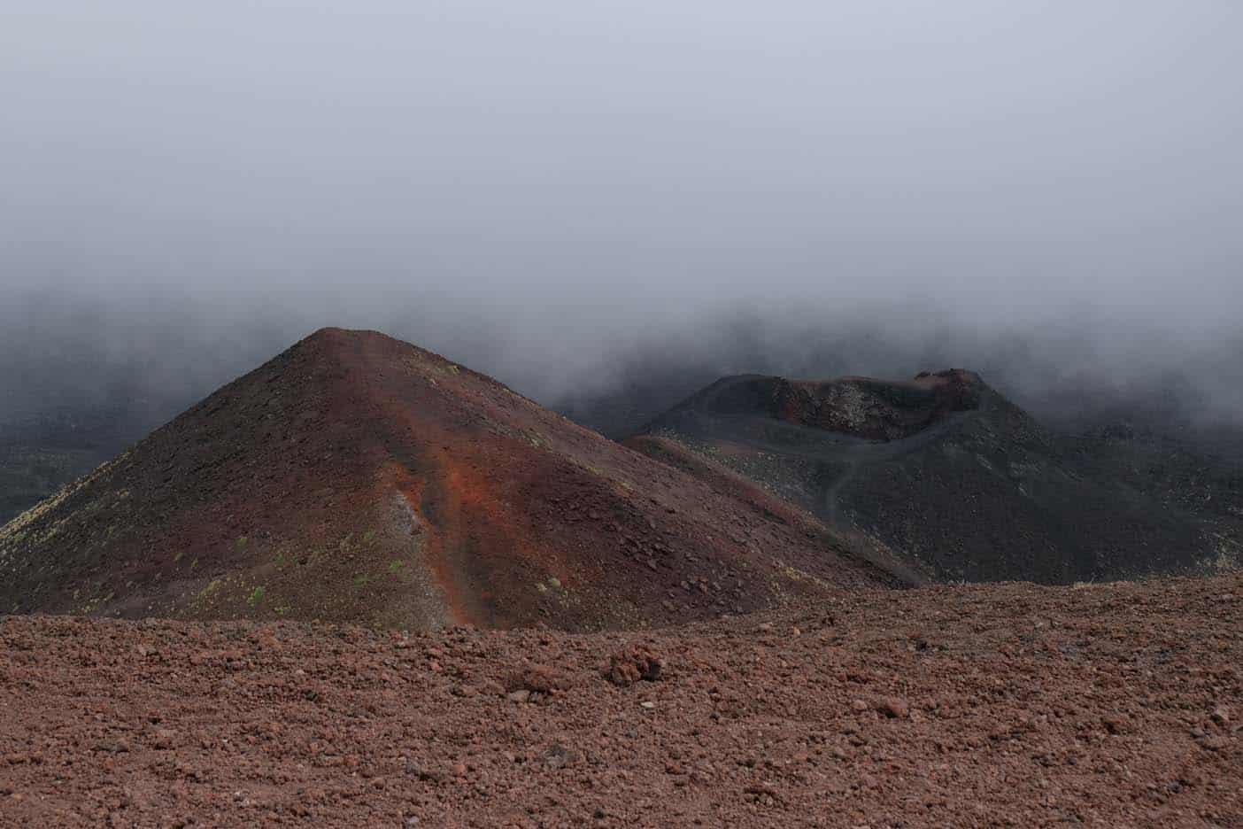 Sicilie met kinderen Etna