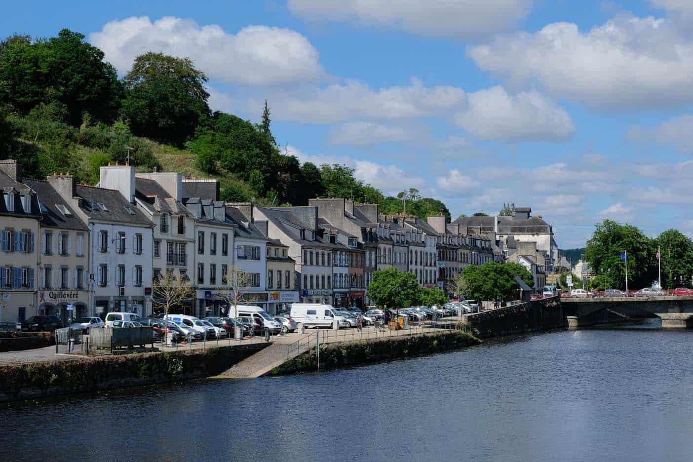 Stadjes Bretagne