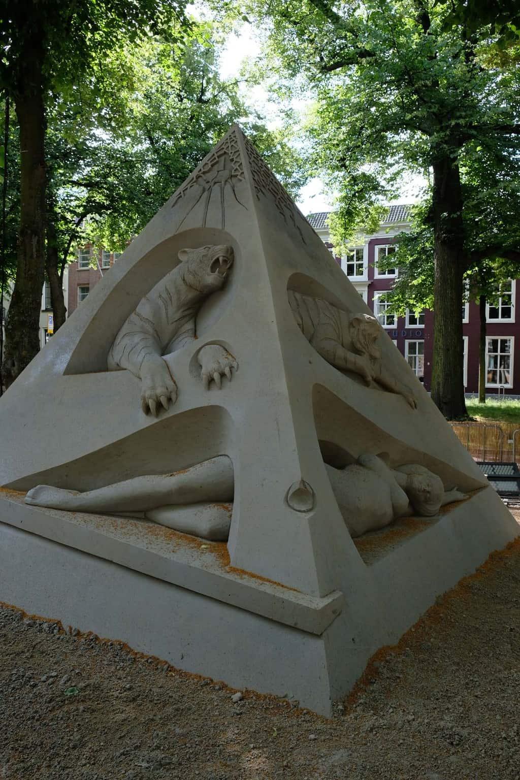 Wk zandsculpturen