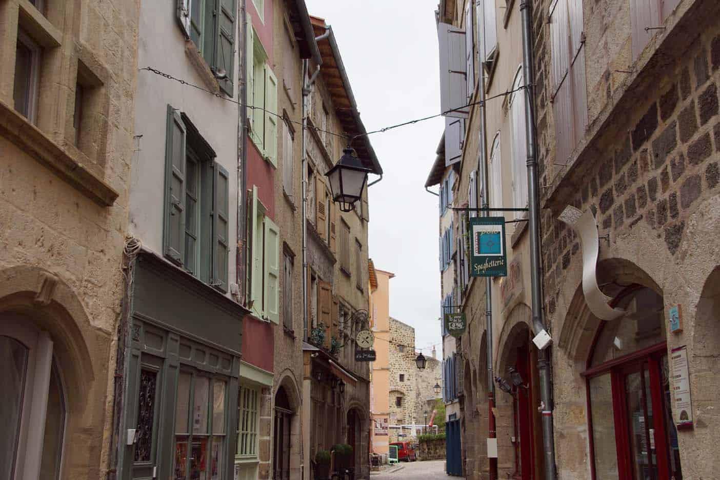 Bezienswaardigheden Le Puy-en-Velay