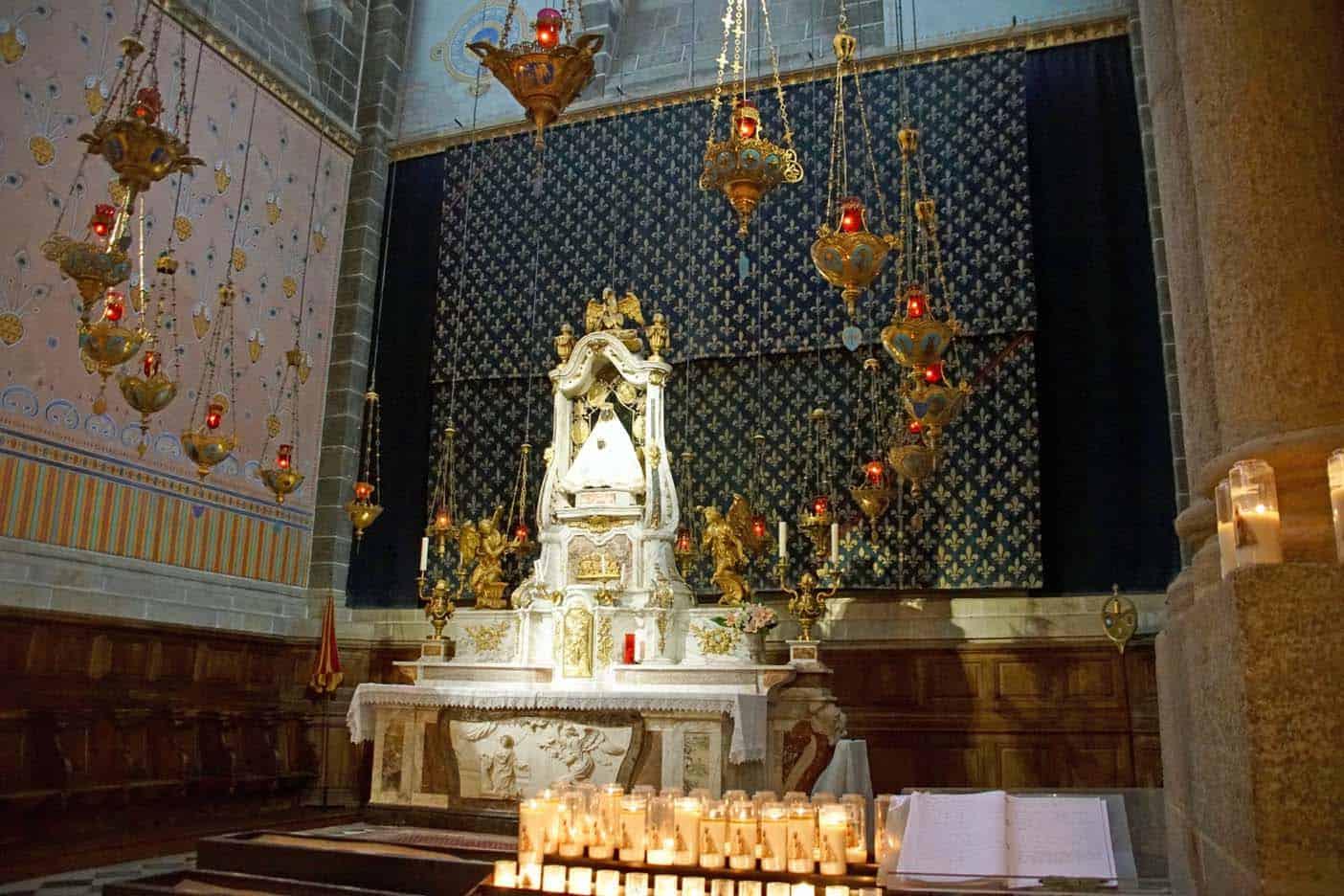 Kathedraal Notre-Dame du Puy