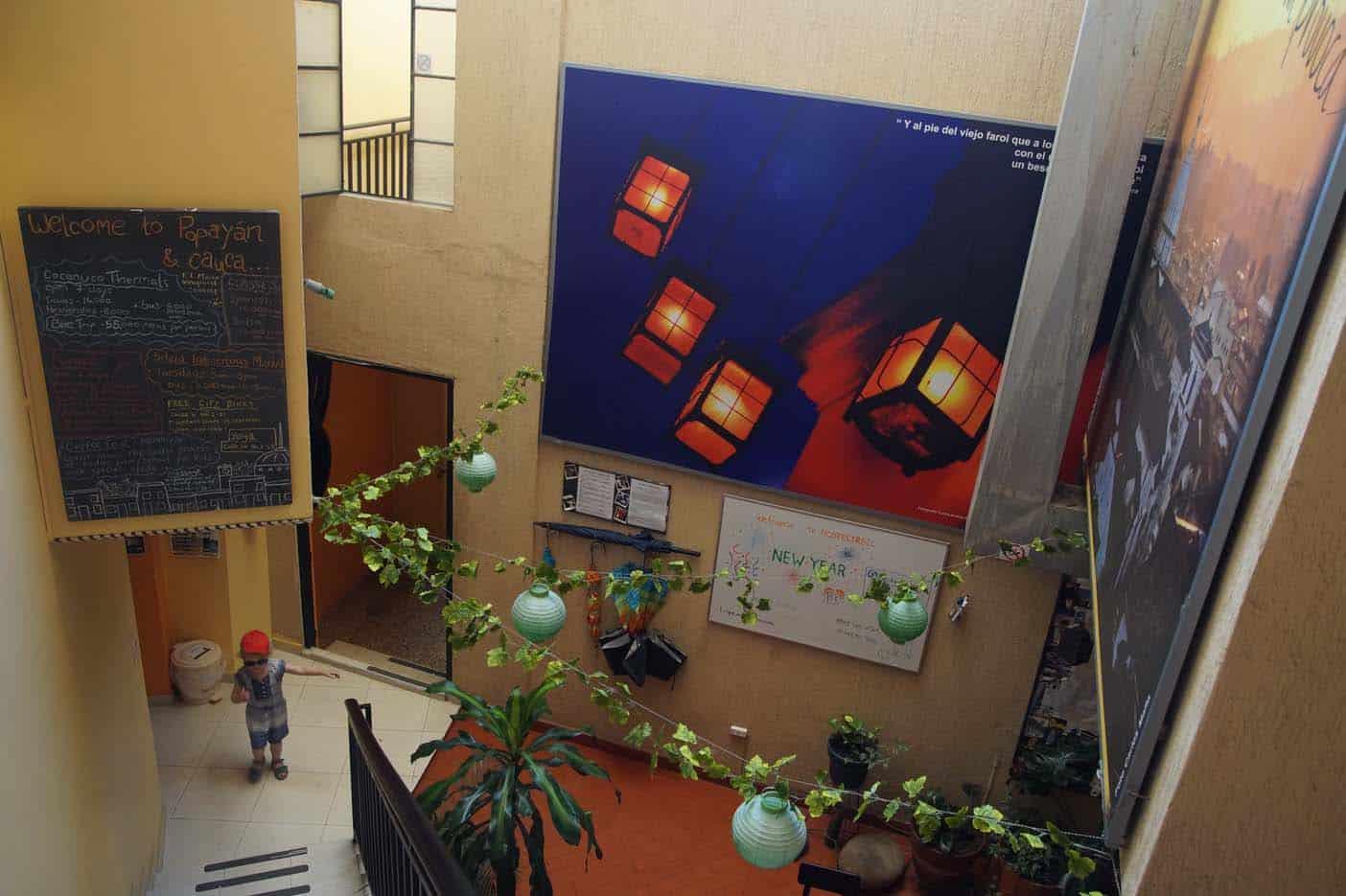 kindvriendelijk hotel Colombia