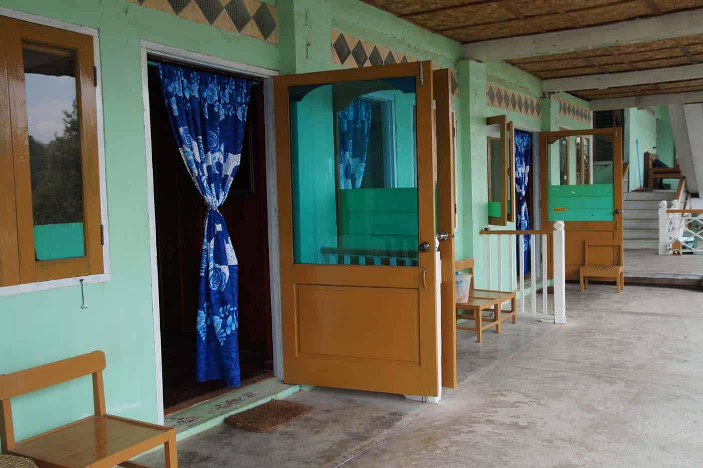 Kindvriendelijk hotel Kalaw