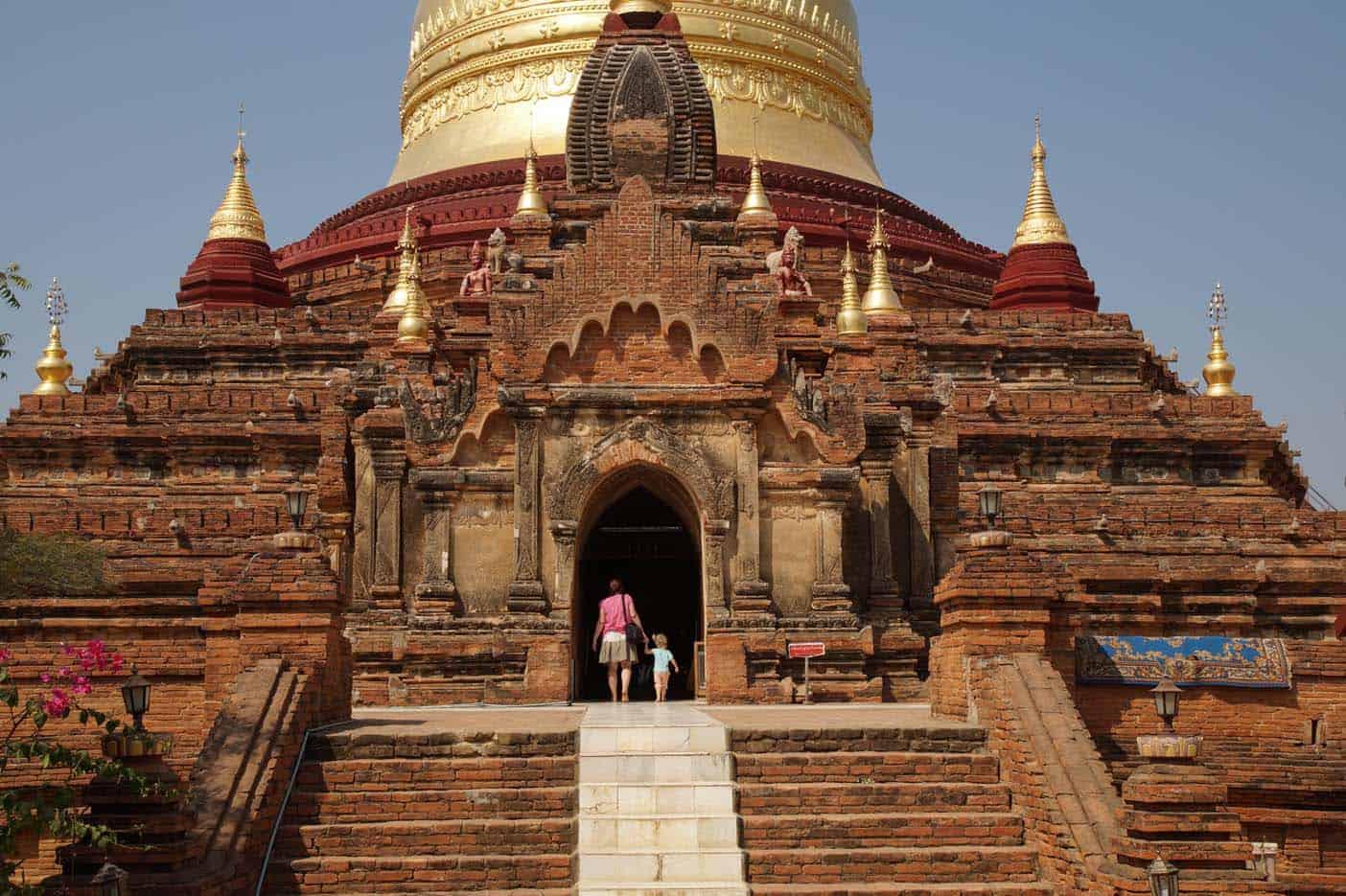 Kindvriendelijk hotel Bagan