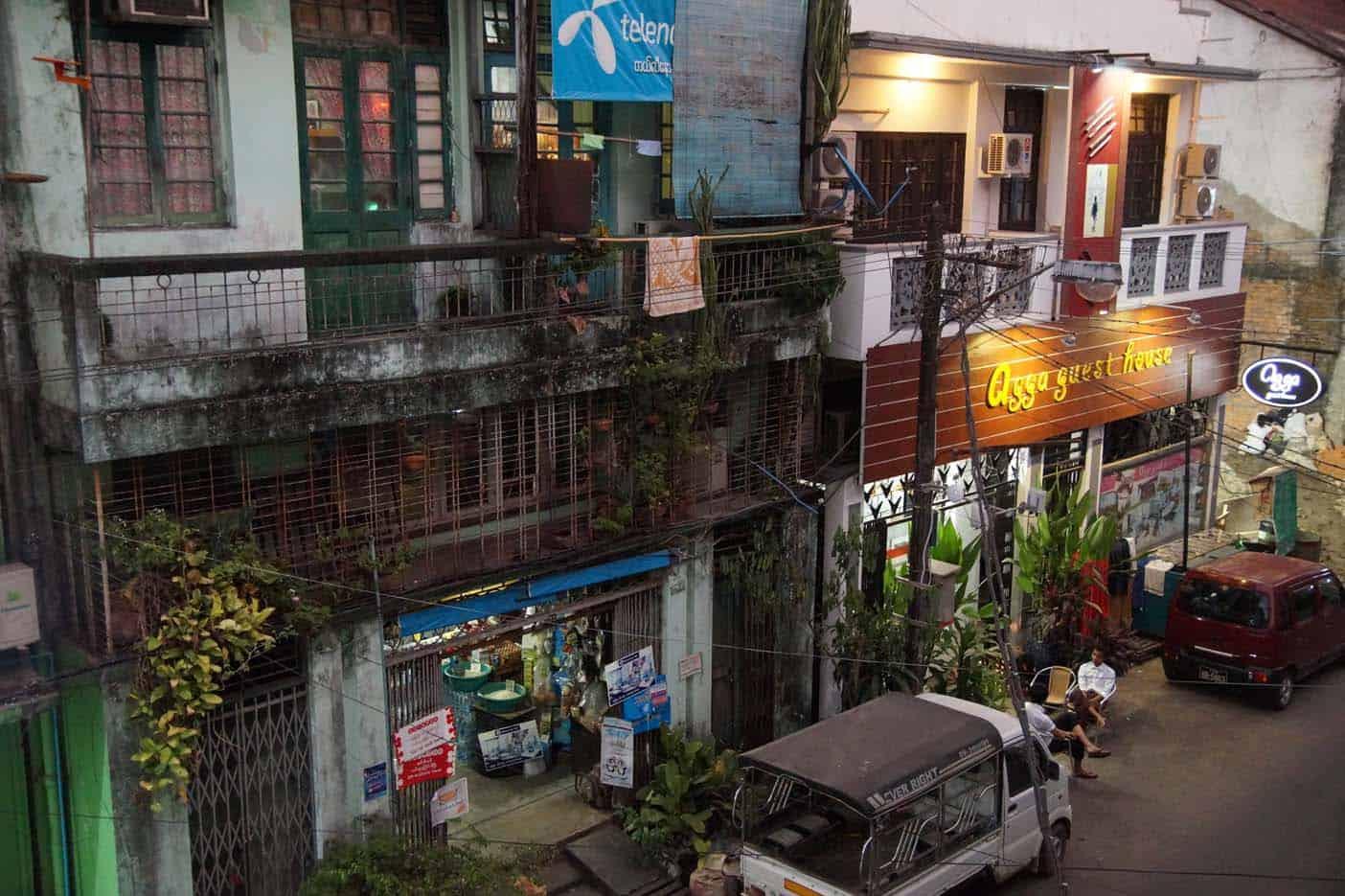 Kindvriendelijk hotel Yangon