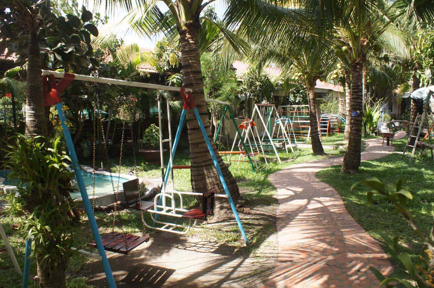 kindvriendelijk hotel vietnam